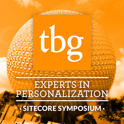 TBG, Experts in Personalization