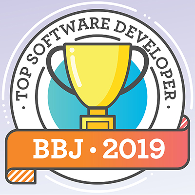 TBG Named one of Baltimore's Top Software Developers
