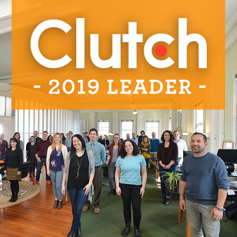 TBG team named 2019 Leader by Clutch