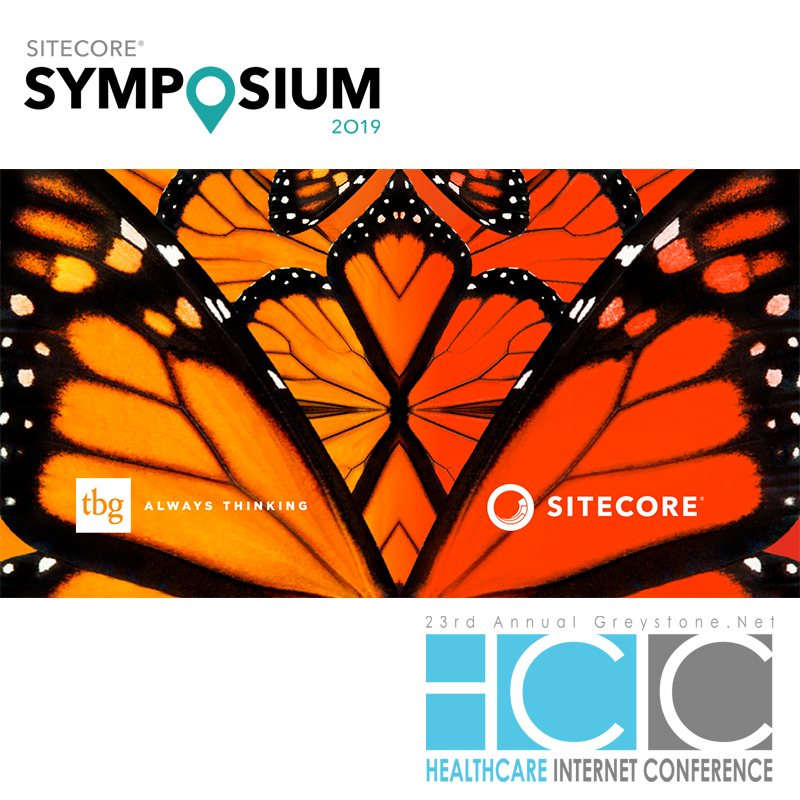 TBG attends both HCIC and Sitecore Symposium in Orlando this year