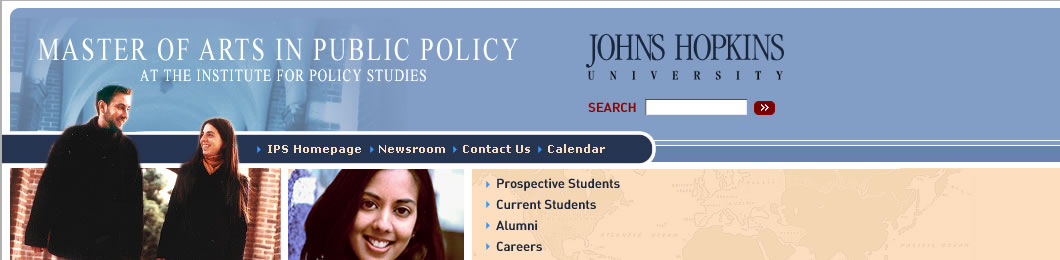Johns Hopkins Institute for Policy Studies