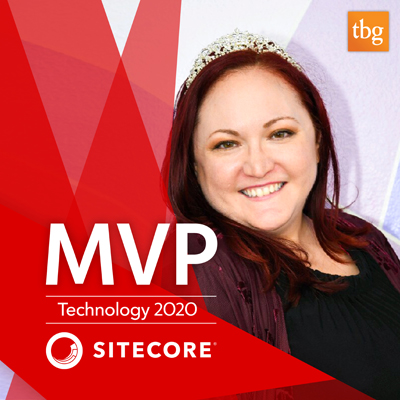 TBG Lead Developer and Sitecore MVP Shelley Benhoff